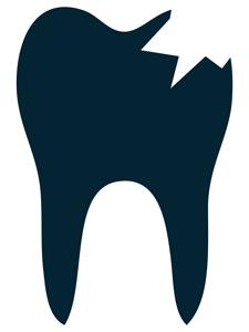 外傷で歯が欠損したときの応急処置と治療方法は?