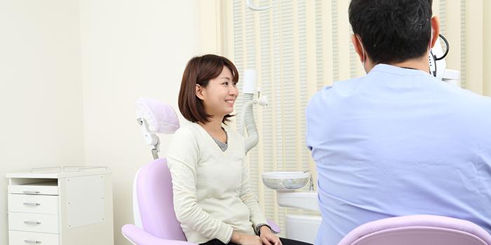 妊娠を望む人は定期検診を